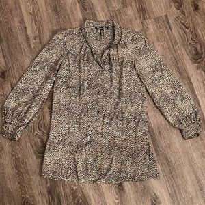 Winter Kate 100% virgin silk blouse